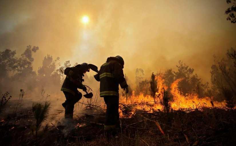 Major environmental disasters: October2017