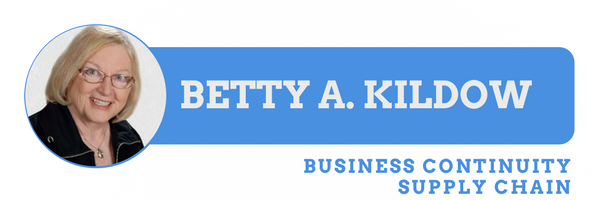 Betty A Kildow