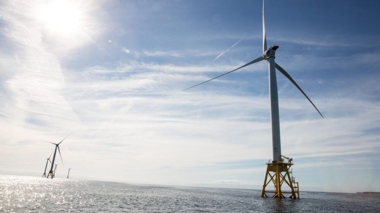 Block Island Wind Farm The Resilience Post