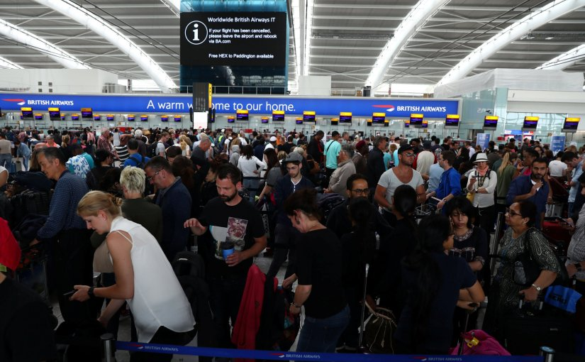 Delays & cancellations continue at British Airways after a long weekend of disruption