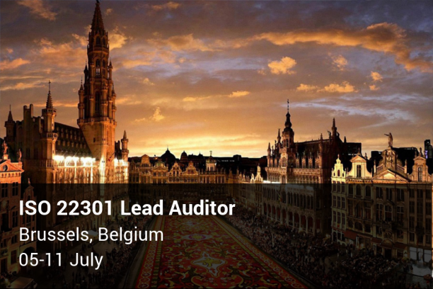 ISO 22301 Lead Auditor training opportunity with ContinuityLink. Click for more information and registration.