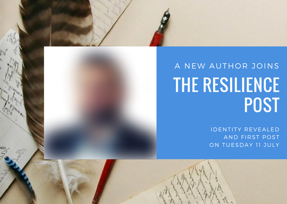 New author joins The Resilience Post
