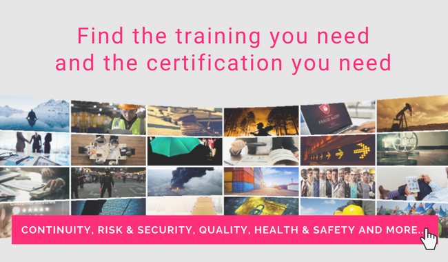 Find the certification you need