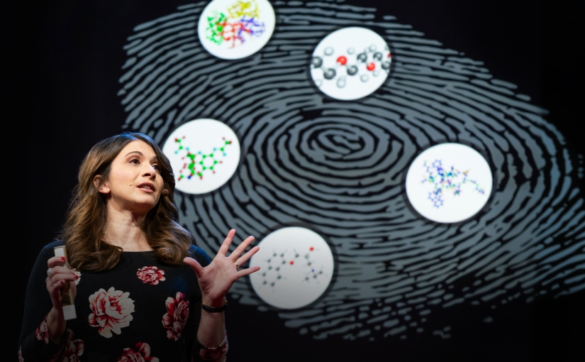 Your fingerprints reveal more than youthink