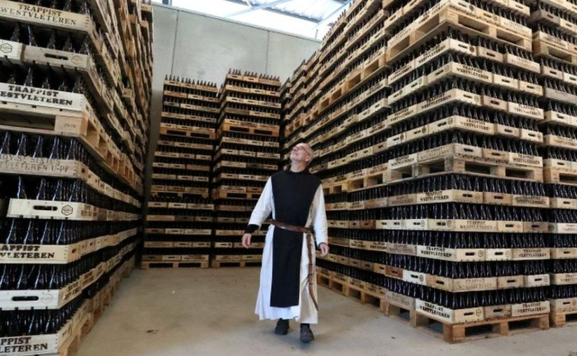 Belgium monks forced to sell prized beer online to beatresellers