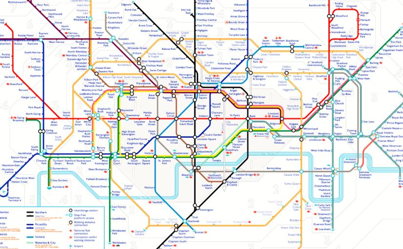 The genius of the London Tubemap