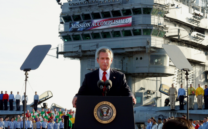 How the decision to go to war made the 'War on Terrorism'worse