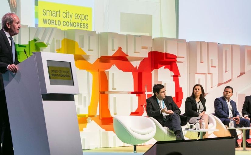 Smart City Expo World Congress2017