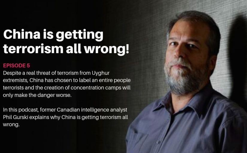 Episode 5 – China is getting terrorism allwrong