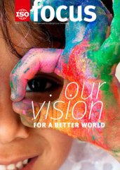 ISO Focus our vision for a better world