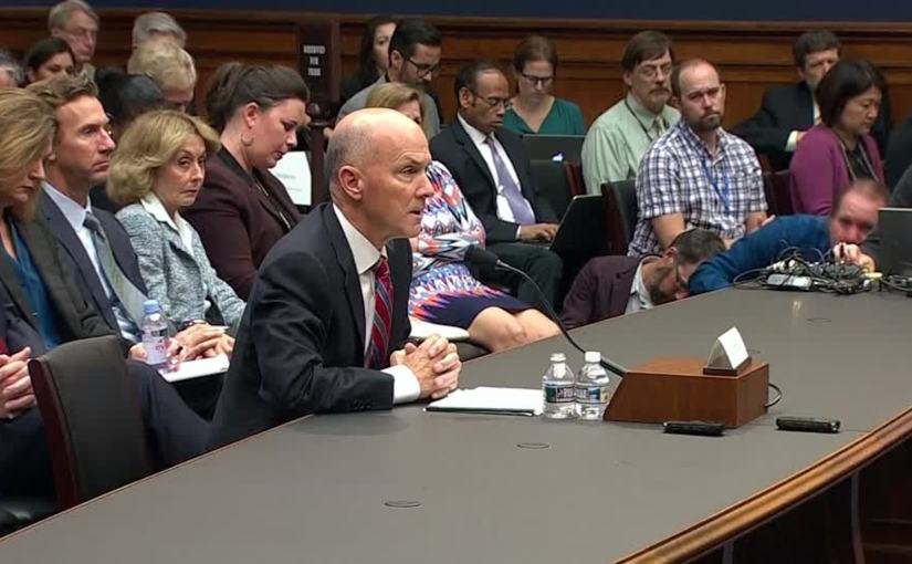 6 horrors from the Equifax CEO's congressional hearing