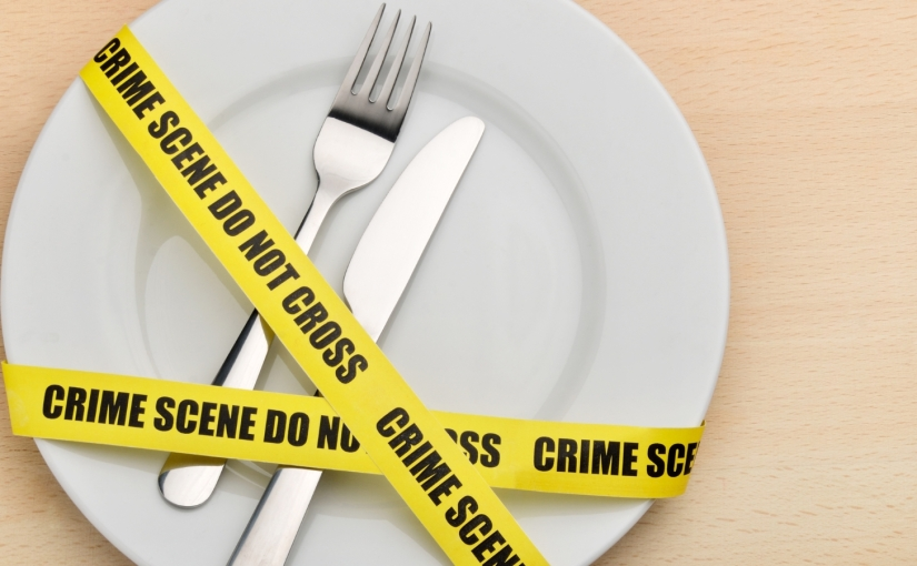 What you always wanted to know about Food Crime but were afraid toask