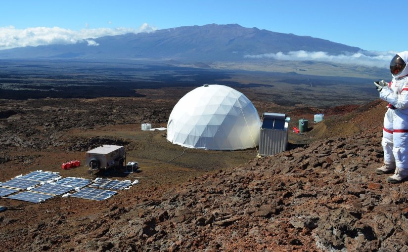 NASA's Mars research crew emerges after 8 months of isolation inHawaii