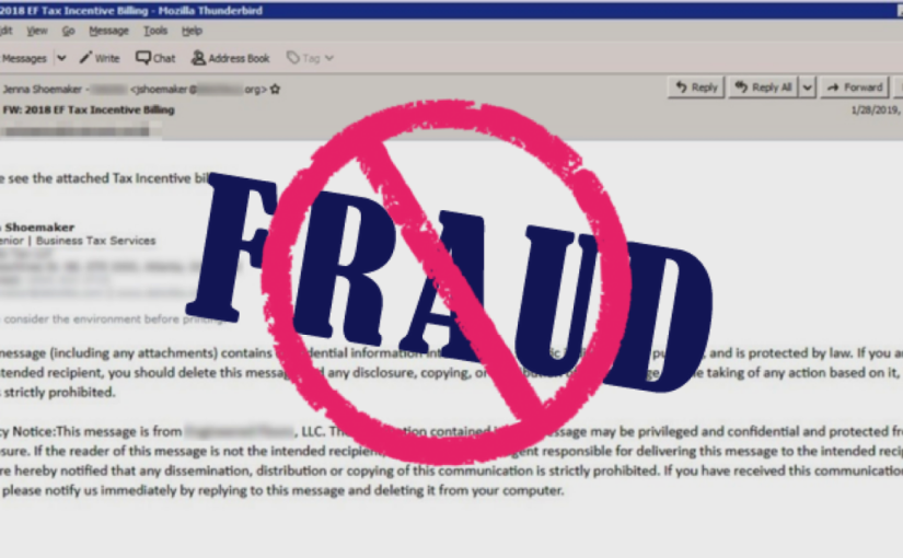 Cybercriminals spoof major accounting and payroll firms in tax season malwarecampaigns