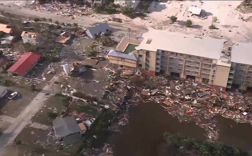 Mexico Beach is 'wiped out' by Hurricane Michael as other Florida cities aresmashed