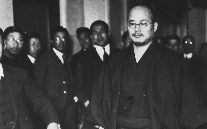 Master Nissho Inoue and his band of assassins teach some uncomfortable truths about terrorism, for those who will hear