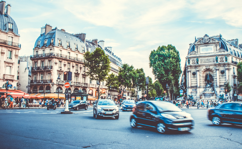 Here are four innovative urban projects underway inParis