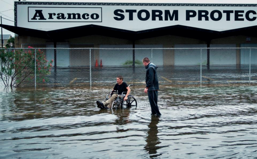 Recent natural disasters trigger complaints from disabilitygroups