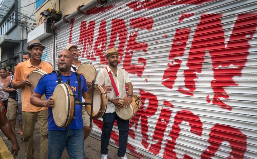 Community resilience story: Puerto Rico's inspiring musicalstory!