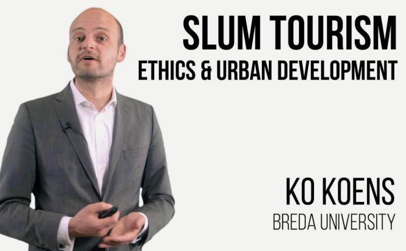 Slum tourism, ethics and local economicdevelopment